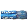 Tonyina clara amb oli vegetal Calvo paq. 3 u.