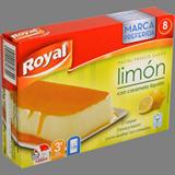 Pastís fresc llimona Royal