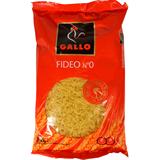 Pasta fideu Gallo nº 0