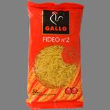 Pasta fideu Gallo nº 2