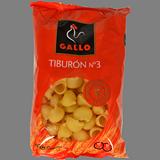 Pasta tauró Gallo nº 3