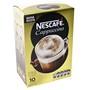 Cafè soluble Nescafé capuccino 10 sobres