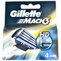 Recanvi afaitar Mach 3 Gillette