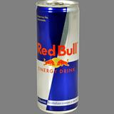 Red Bull energètica llauna