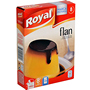 Flam doble amb caramel Royal