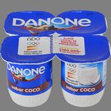 Iogurt coco Danone paq. 4 u. x 125 g