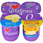 Iogurt vitalinea Danone llimona paq. 4 u. x 125 g