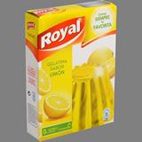 Gelatina llimona Royal
