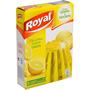 Gelatina limón Royal