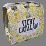 Agua con gas Vichy Catalan paq. 6 u. x 25 cl