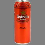 Cervesa estrella Damm llauna