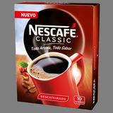 Cafè soluble Nescafé descafeïnat capuccino