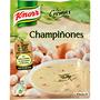 Crema de champiñones Knorr sobre