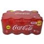 Coca Cola normal llauna paq. 12 u. x 33 cl