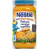 Potet Nestlé plàtan taronja galeta