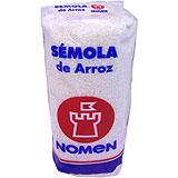 Sèmola d'arròs Nomen