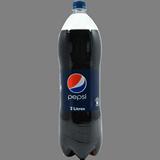 Pepsi cola botella