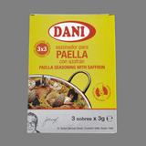 Preparat paella Dani