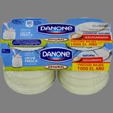 Iogurt original Danone natural paq. 2 u.