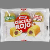Pastisset circulo rojo Bimbo
