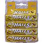 Caramelos miel y limón Halls blister paq. 4 u.