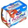 Actimel líquid Danone maduixa paq. 6 u. x 100 ml