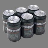 Cervesa Doble Malta Voll-Damm paq. de 6 llaunes
