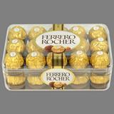 Bombons Ferrero Rocher 30 u.