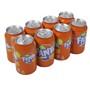 Refresc taronja Fanta paq. de 8 llaunes