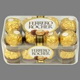 Bombons Ferrero Rocher 16 u.