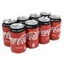 Refresc Zero Coca Cola paq. de 8 llaunes