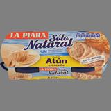 Paté de tonyina amb oli La Piara paq. 2 u.