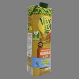 Suc de soja Vivesoy Pascual taronja