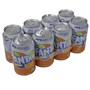 Refresc taronja Fanta zero paq. 8 llaunes