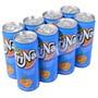 Refresc taronja Trina paq. 8 llaunes sleek