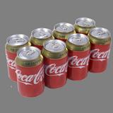 Coca cola sin cafeína paq. 8 latas