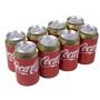 Coca cola sense cafeïna paq. 8 llaunes