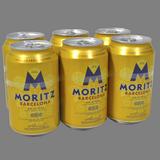 Cervesa Moritz paq. 6 llaunes