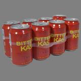 Bitter Kas sense alcohol paq. 8 llaunes