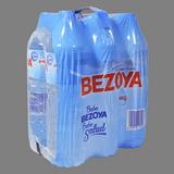 Agua Mineral Bezoya pack 6 botellas