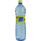 Agua sensación a limón Font Vella botella