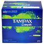 Tampons super Tampax compak