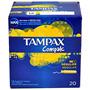 Tampons regular Tampax compak