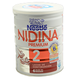 Llet continuació Nestlé nidina 2