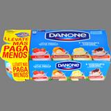 Iogurt assortit de sabors Danone paq. 8 u. x 125 g