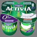 Iogurt activia Danone natural edulcorat 4 u. de 125 g
