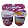 Iogurt densia Danone natural edulcorat 0% 4 u. X 120 g