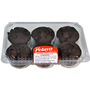 Magdalenes muffins xocolata Pelayo paq. de 6 u.