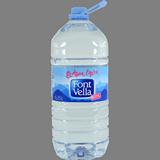 Agua mineral Font Vella garrafa