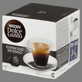 Càpsula de cafè espresso Nescafé Dolce Gusto intens